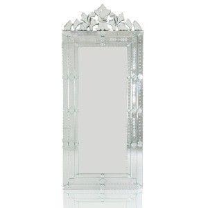modern designer antique venetian floor Mirrors