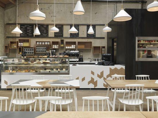 Cornerstore Café by Paul Crofts - News - Frameweb