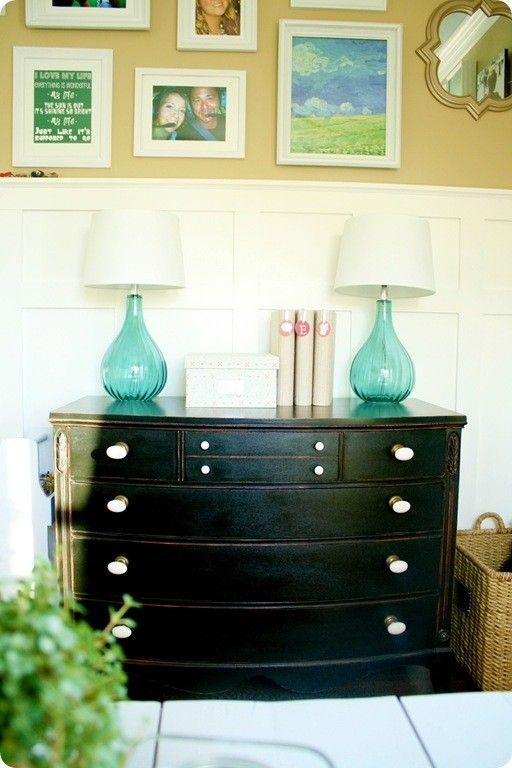 Entryway furniture idea