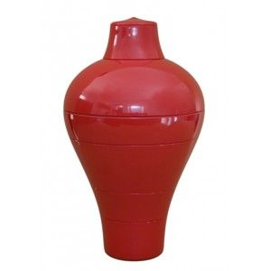 #Vase #Ming #Rouge #Red #Fleux #Home #Design