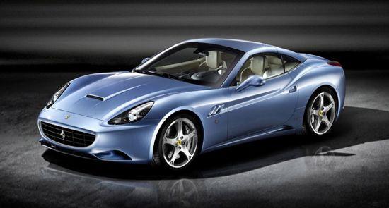 modern luxury sports cars