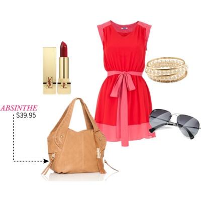 Absinthe hobo bag #handbags