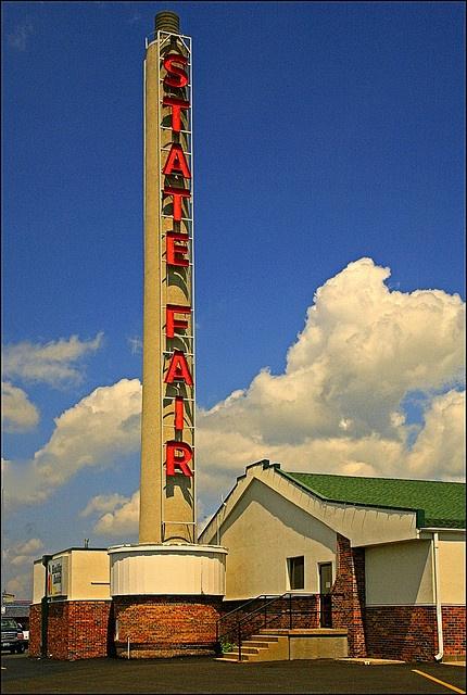 Missouri State Fair - Sedalia, Missouri.