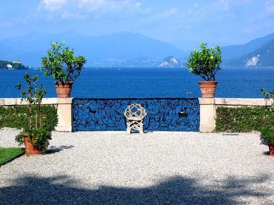 Lago Maggiore desde Isola Bella