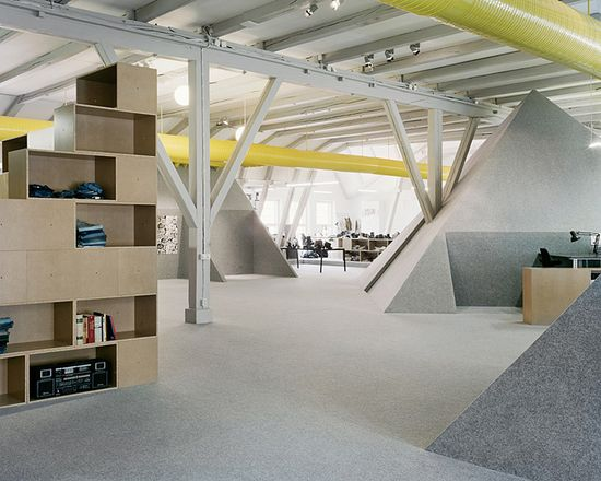 Cheap Monday office by Uglycute, Stockholm office design