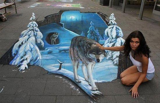 Amazing 3D Art.