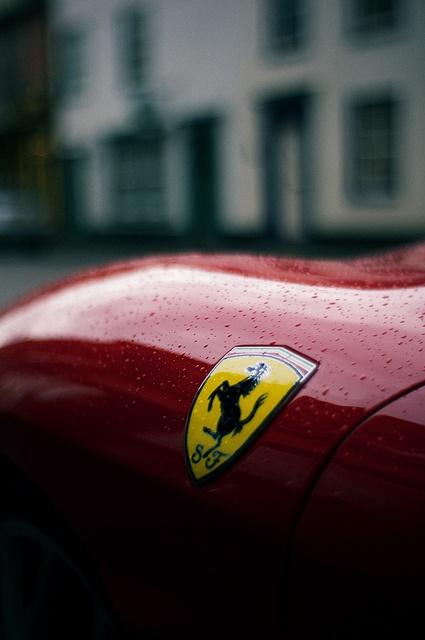 The marque, Ferrari