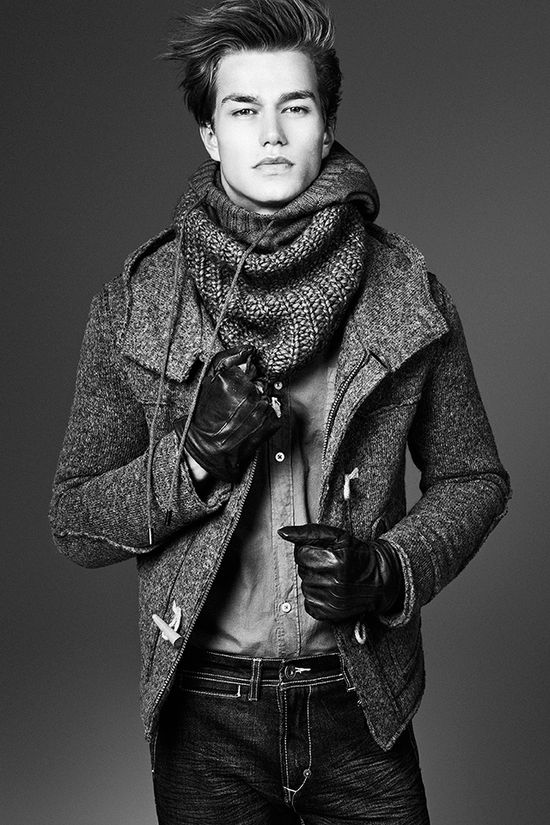 Victor Cool Fall/Winter 2012 Campaign.
