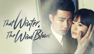 That Winter, The Wind Blows starring Song Hye Kyo and Zo In Sung (Jo In Sung)