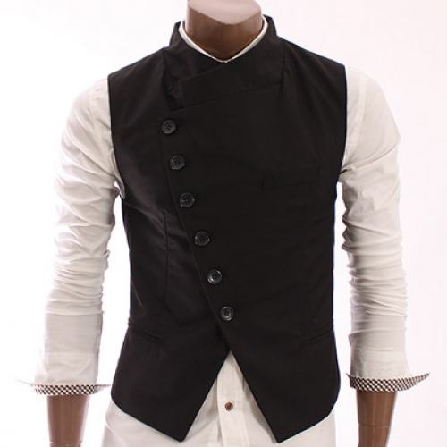 Like this vest. its different but nice