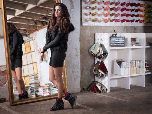 Video: Selena Gomez Adidas NEO photo shoot!