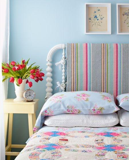 ~ sweet cottage bedroom