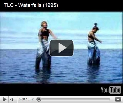 TLC Waterfalls (1995) I loved this song!