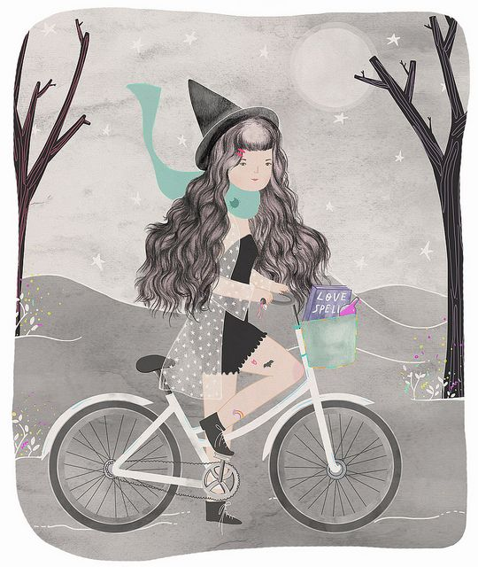 witch by melissa.chaib, via Flickr