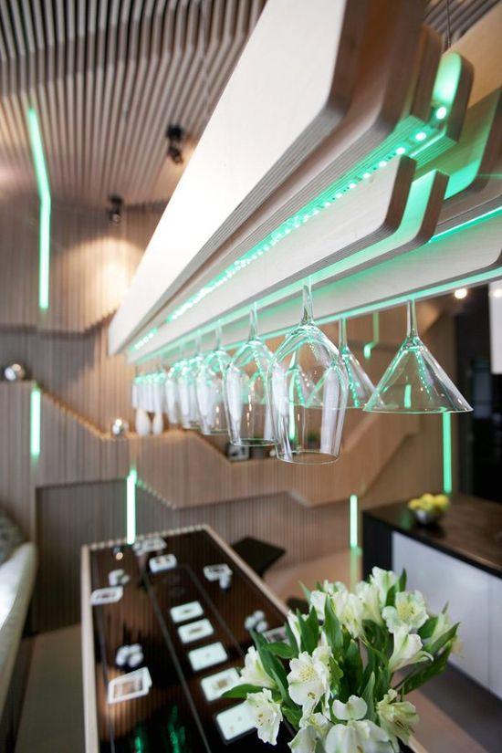 #Futuristic #kitchen #interior #design
