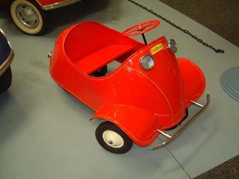 Messerschmitt Pedal Car