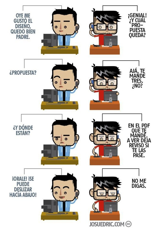 """El problema con el """"pdf scroll"""""""