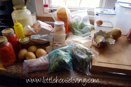 Freezer Cooking in an Hour (Gluten Free & Real Food!)