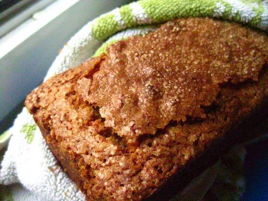 Apple Cake Recipe with Nutmeg and Cinnamon