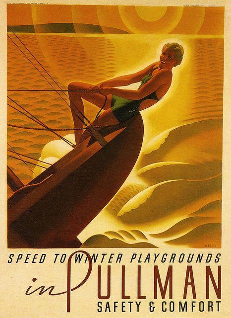 Sailing 1935.