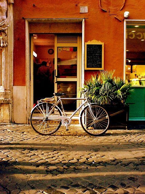 rome, #cafe corners