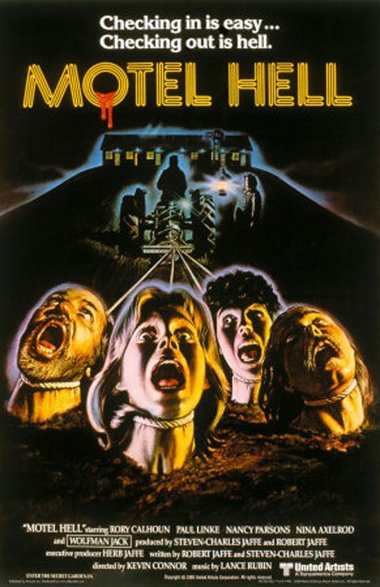 Motel Hell - (1980) Horror Movie