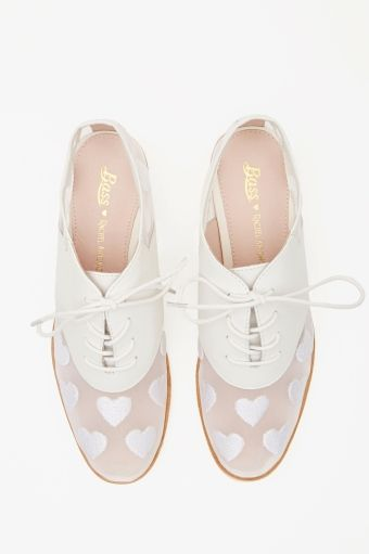Heartbreaker Oxfords
