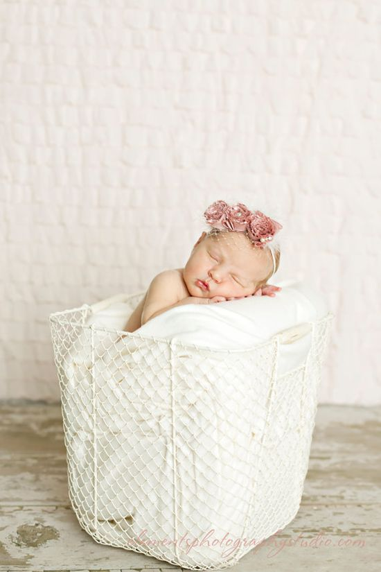 Cute Newborn Photo