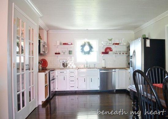 cottage kitchen makeover