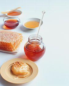 DIY Skin-Soothing Honey Scrub, Wholeliving.com
