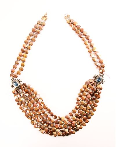 Beads Necklace.