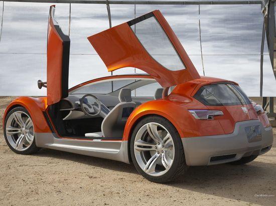 Dodge ZEO 290.Concept car