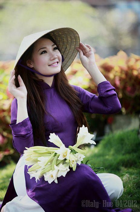 "Hue ""Ao Dai"" by Thanh Phan, via 500px"