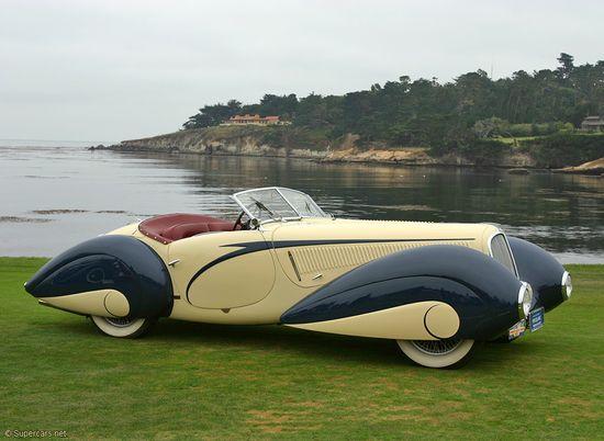 My dream car.