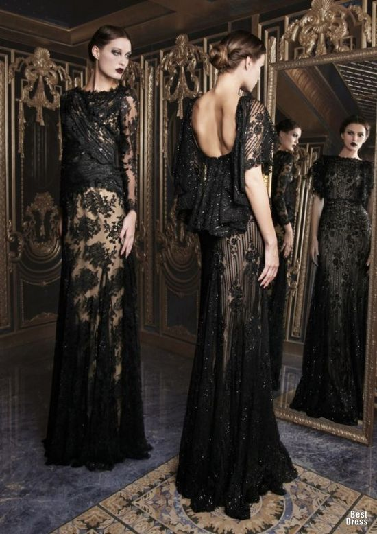 Rami Kadi HOUTE COUTURE SPRING/SUMMER 2013 - Fashion Diva Design