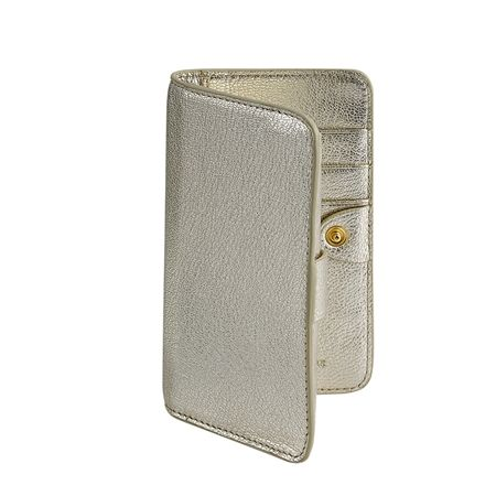 Phone case wallet... perfect for someone who is getting a new phone for Christmas!