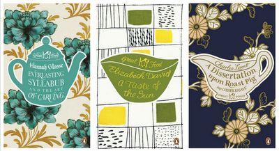 James Brook / Design: Penguin Great Food Series