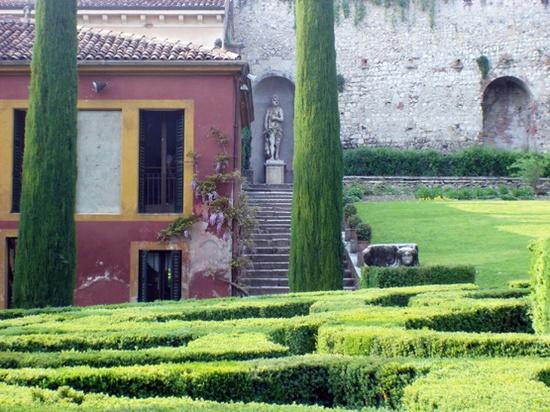 Giardino Giusti (Verona, Italy)