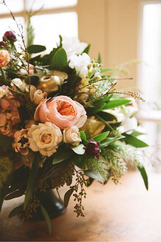 Regal and Romantic Flower Arrangement