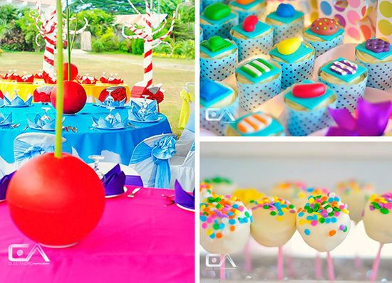 Candy Crush Birthday Party with TONS of Cute Ideas via Kara's Party Ideas