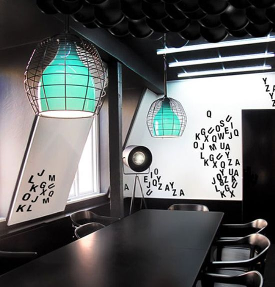 Creative and modern office designs