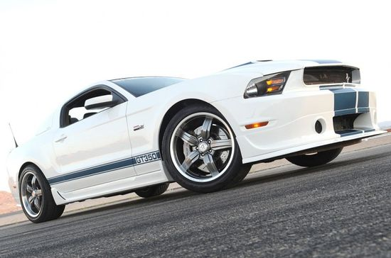 See Ya! Shelby GT350 Mustang Ending Production at End of 2013 - MotorTrend WOT