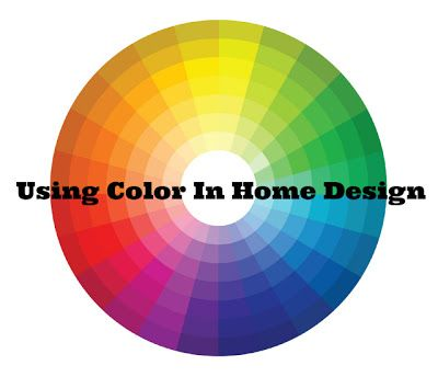 Using Color in Home Design - workshop highlights and color inspiration