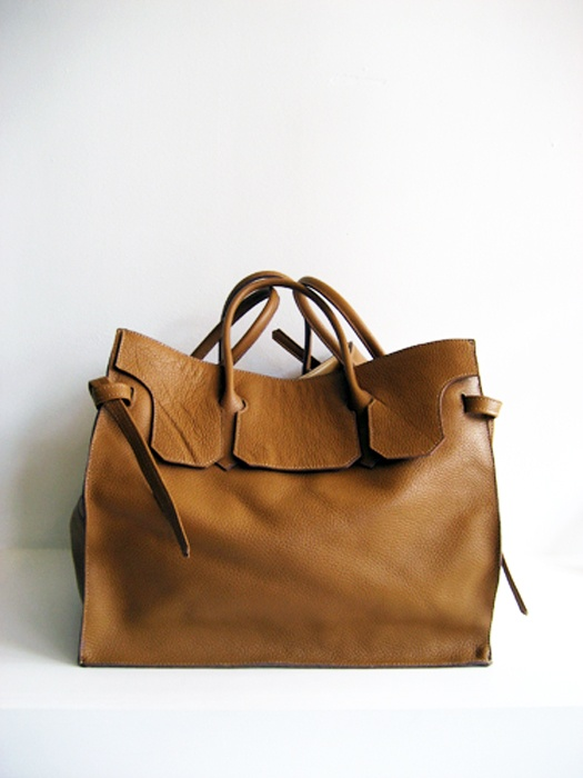 gorgeous leather bag