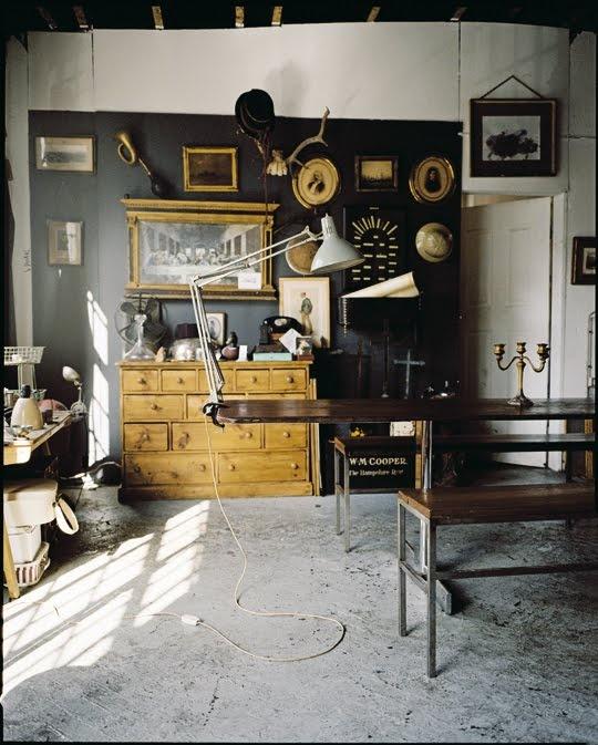 Interior design eclectic