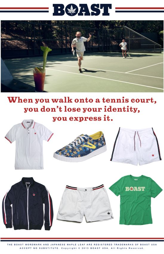 Express Yourself in New Boast Court Styles
