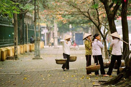 Hanoi, Vietnam. #travel #vietnam