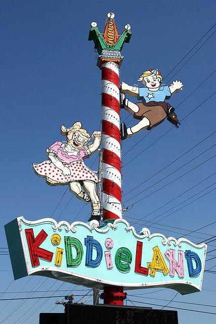 Kiddieland!