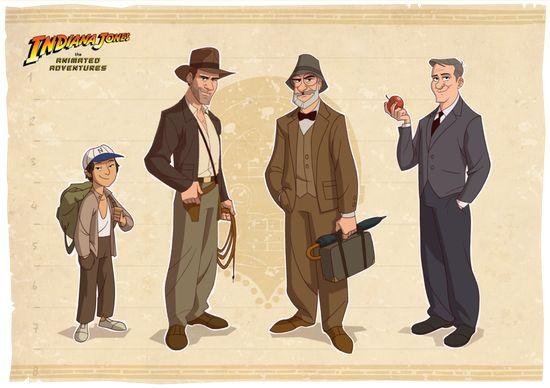 Patrick Schoenmaker - Character Design Page