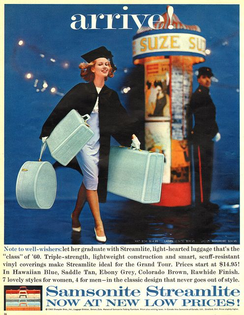 'Light-hearted luggage'